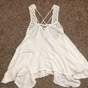 NEW Free People drapey/strappy tank/cami